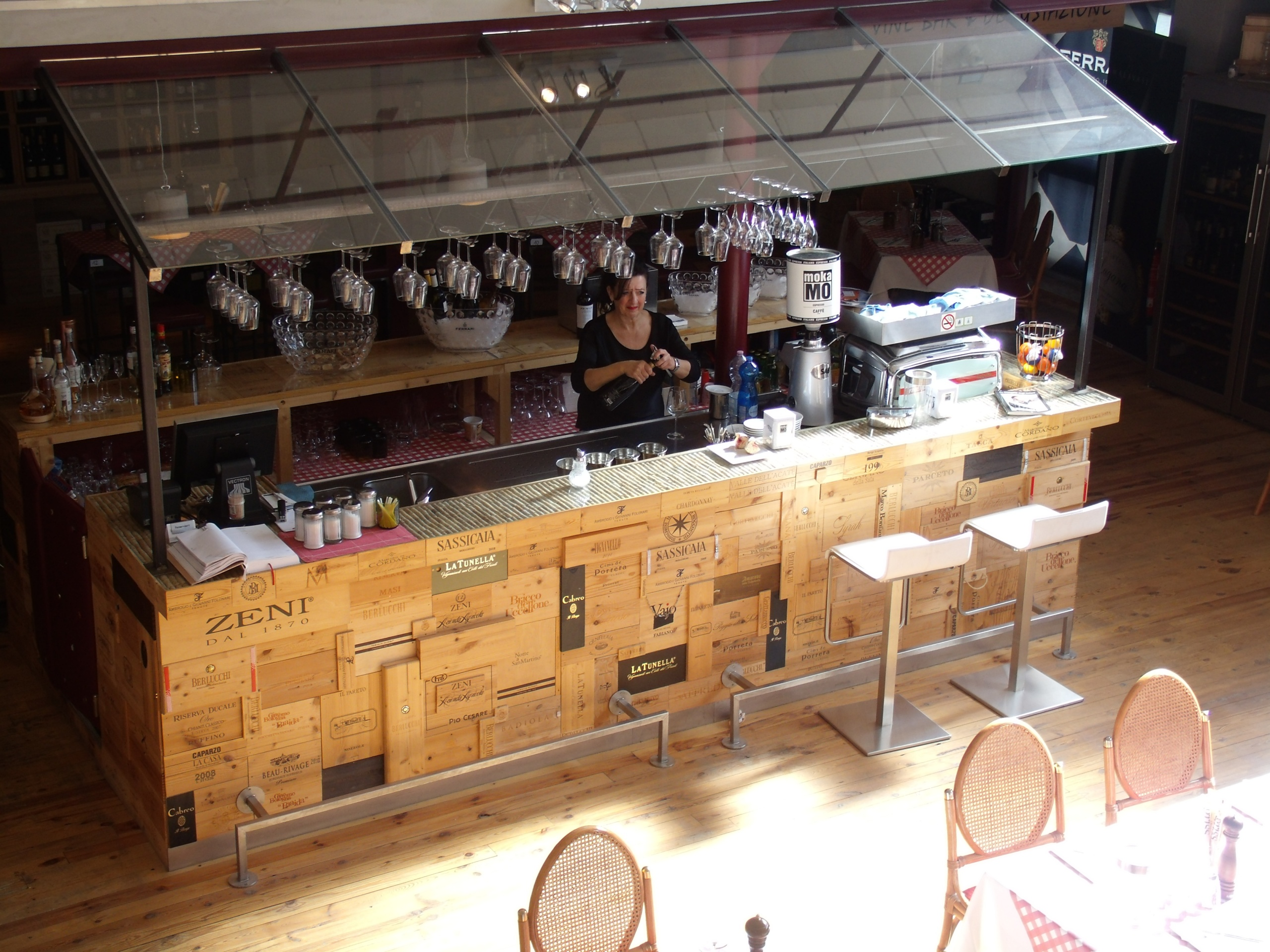 Bar Mavin Restaurant Augsburg