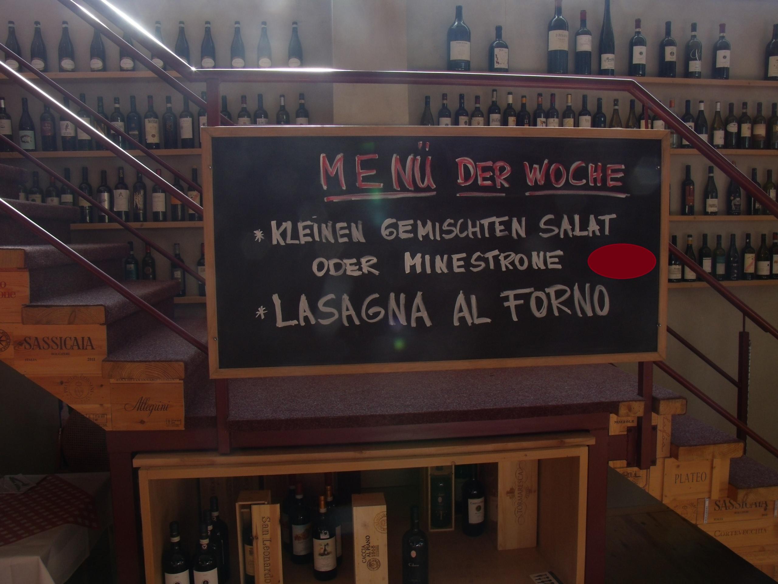 Mittagessen in Augsburg bei Mavin