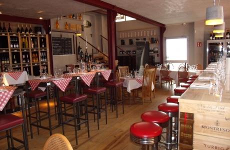 Hochtische Mavin Restaurant Augsburg