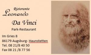 Park-Restaurant Leonardo Da Vinci