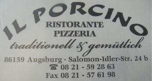 IL PORCINO Ristorante Pizzeria
